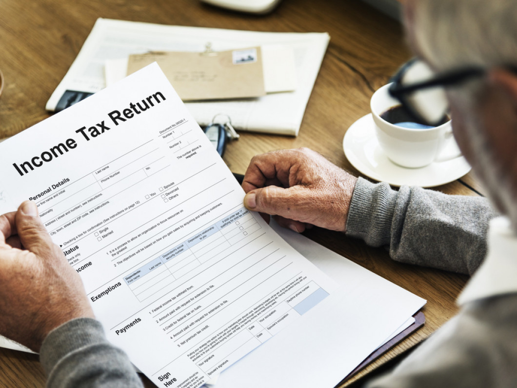 Why should you let a professional file your taxes?